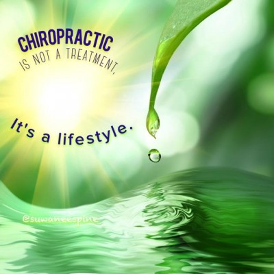 chiropractic lifestyle