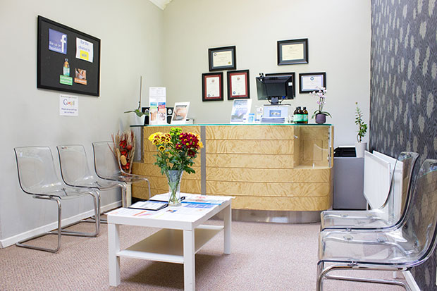 Carrick Chiropractic, Our Reception